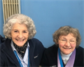 Joan and Edna - volunteers