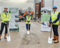 Construction gets underway on Salford Royal's £68 million development