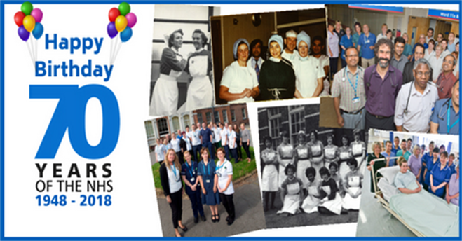 NHS70 Birthday