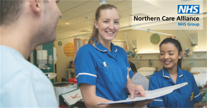 Nurses at Oldham