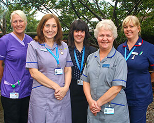 breast care team