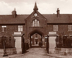 Oldham workhouse