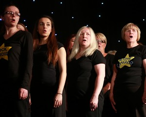 rock choir staff awards