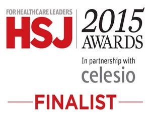 HSJ Awards 2015  finalist logo