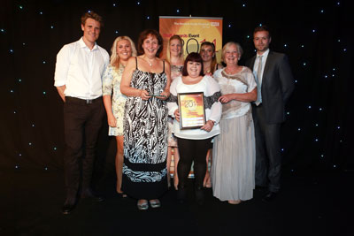 Support function team of the year